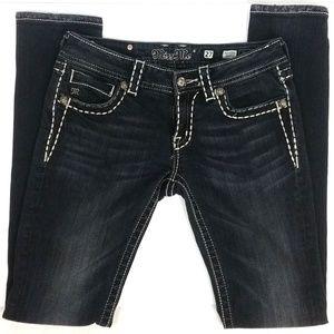 Miss Me Skinny JE6048S4L Jeans